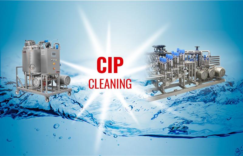 NEP INOXPA : meilleur contrôle et efficacité du procédé de nettoyage