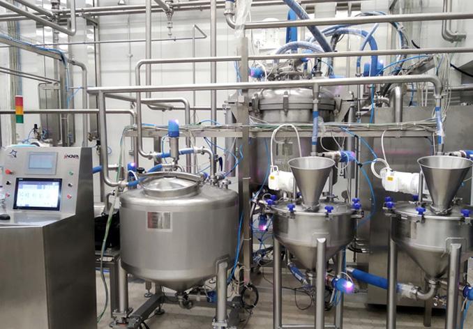 usine-pour-la-production-de-mayonnaise-par-lots